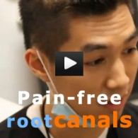 pain-free root canals