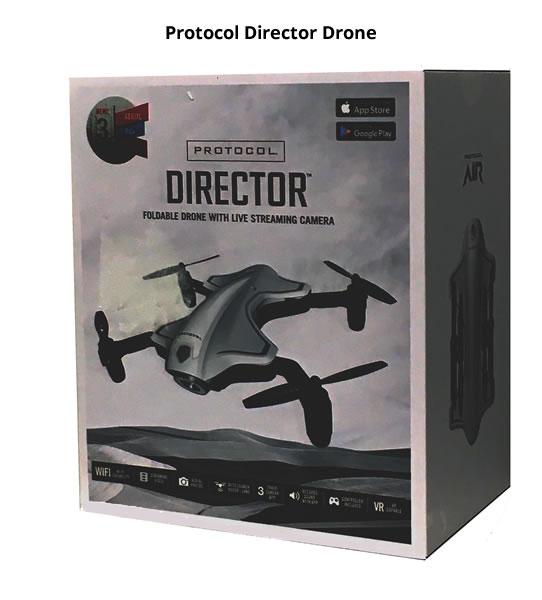 Director Drone